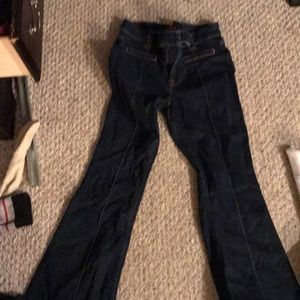 Perf illusion 7 for all Mankind dark flare sz30